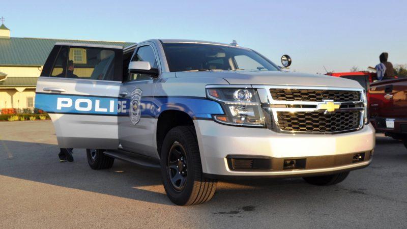 2015 Chevrolet Tahoe PPV 1