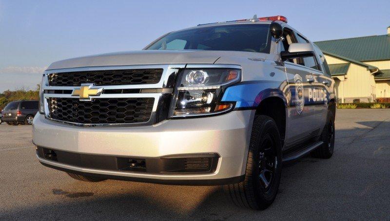2015 Chevrolet Tahoe PPV 14