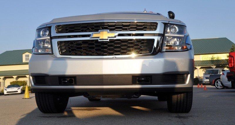 2015 Chevrolet Tahoe PPV 15
