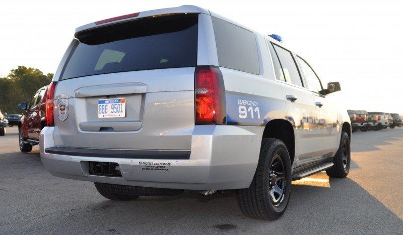 2015 Chevrolet Tahoe PPV 8