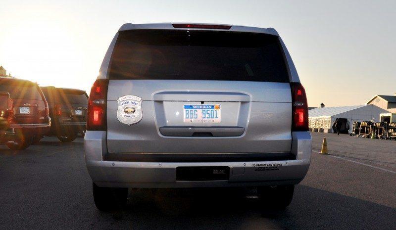 2015 Chevrolet Tahoe PPV 9