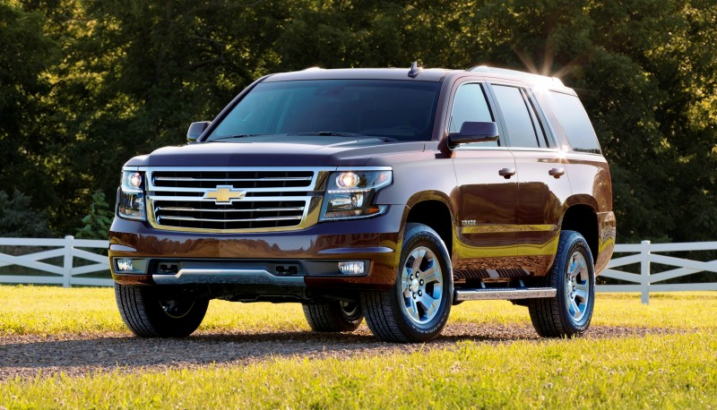 2017 Chevrolet Tahoe Ltz >> 2015 Chevrolet Tahoe and Suburban Add Z71 Off-Road Package - Arriving November Nationwide