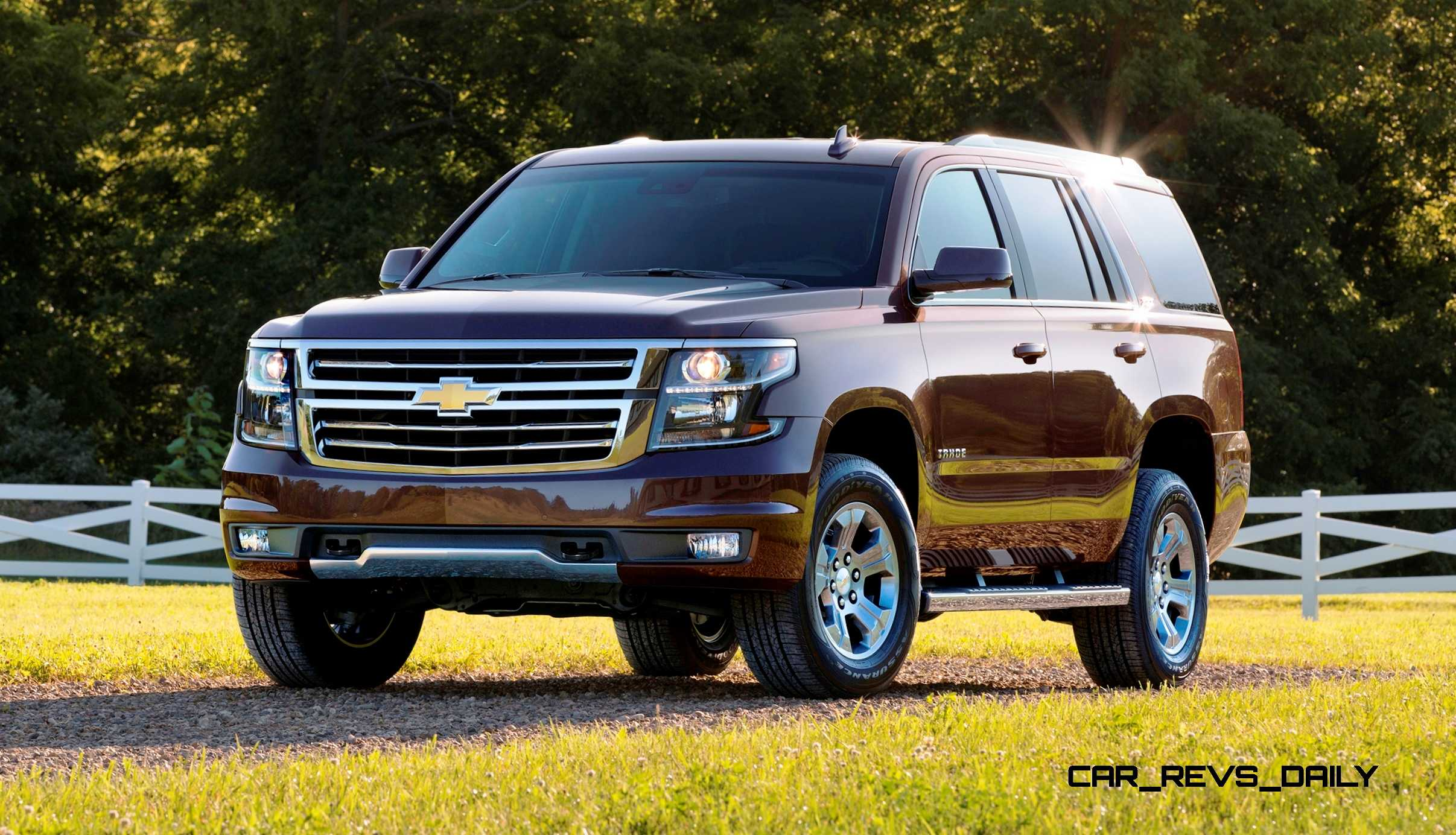 2015 chevrolet tahoe and suburban add z71 off road package. Black Bedroom Furniture Sets. Home Design Ideas