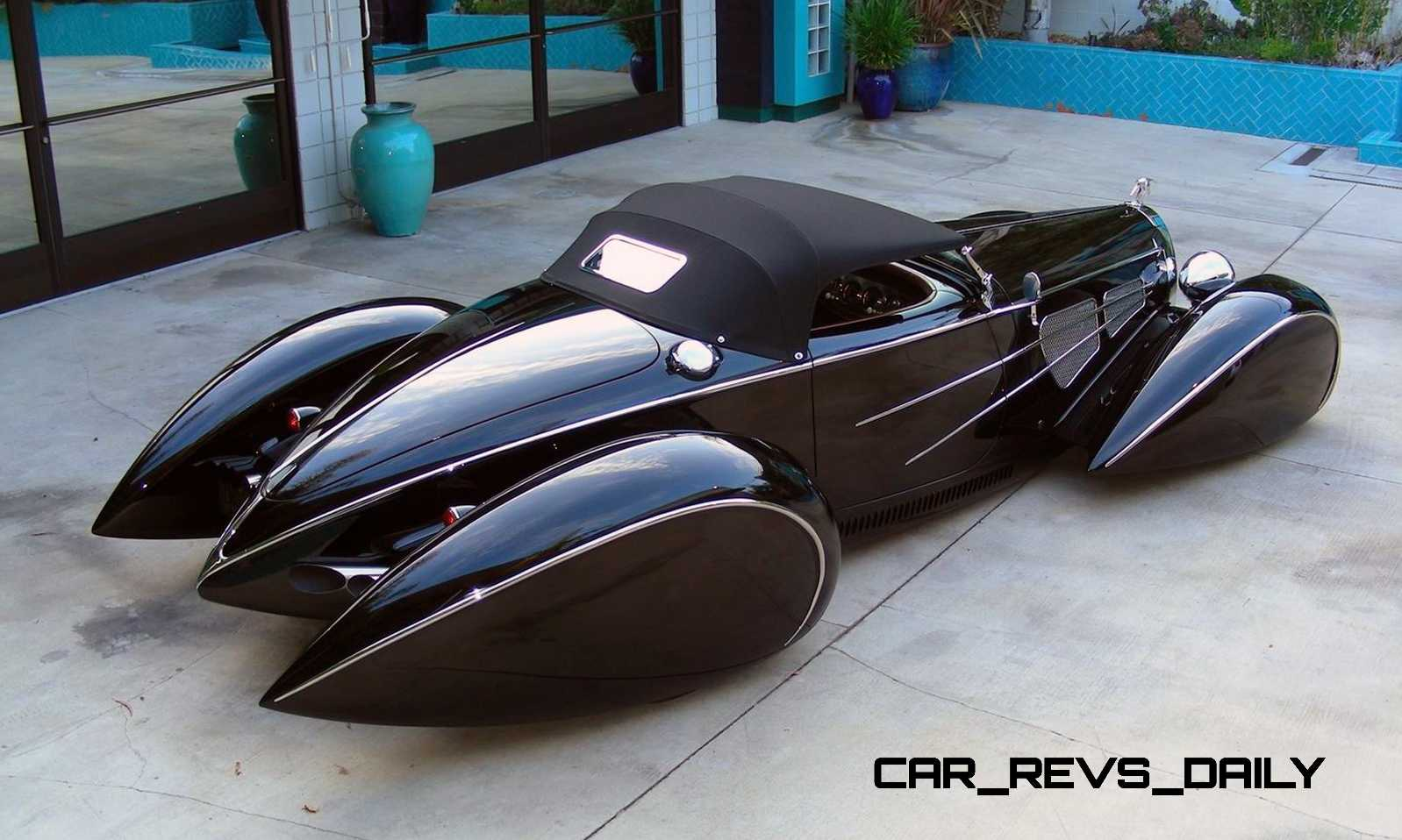 Atlantic Auto Sales >> 2015 DELAHAYE USA Bugnotti Reimagines Type 165 With New Styling and Modern Mechanicals
