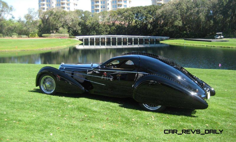 2015 DELAHAYE USA Pacific 2