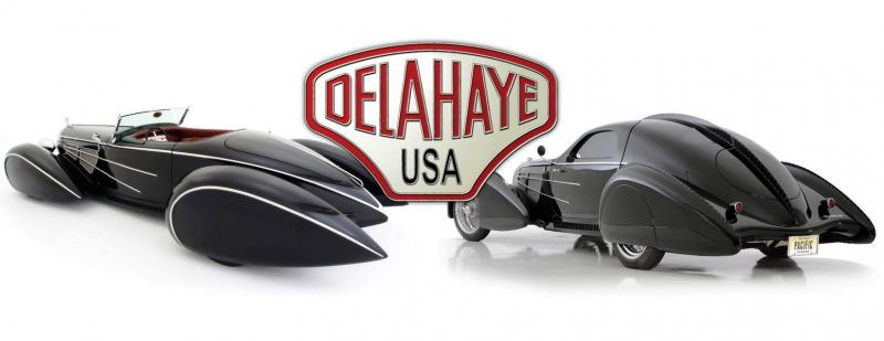 2015 DELAHAYE USA Pacific 29