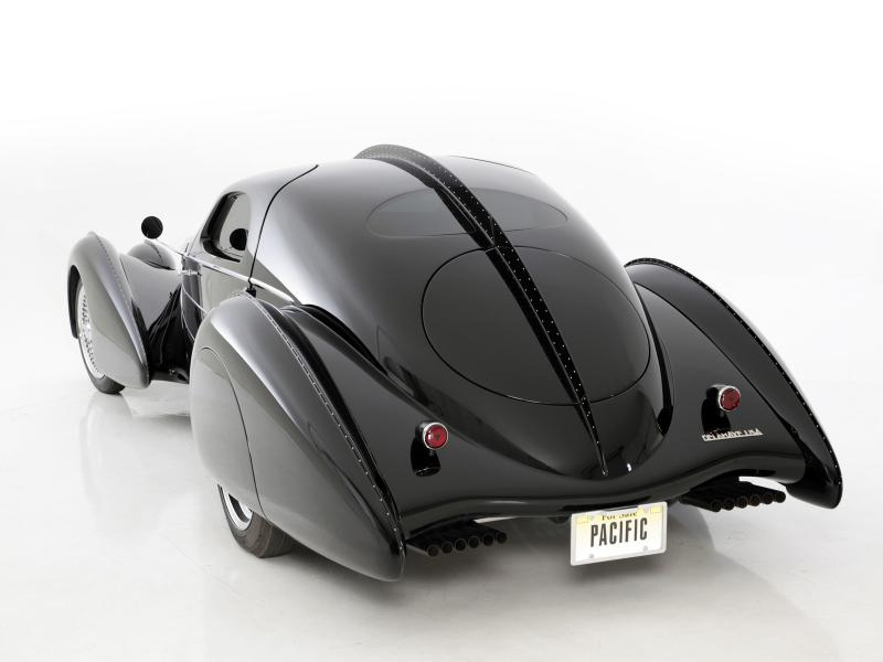 2015 DELAHAYE USA Pacific 7