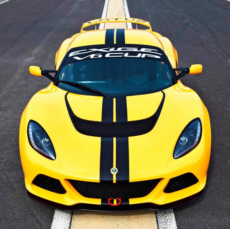 2015 Exige S Automatic 1