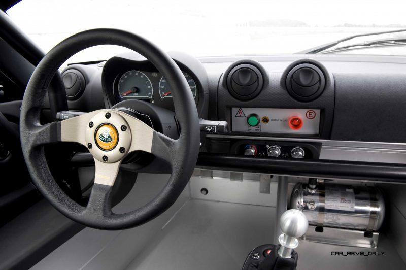 2015 Exige S Automatic 24
