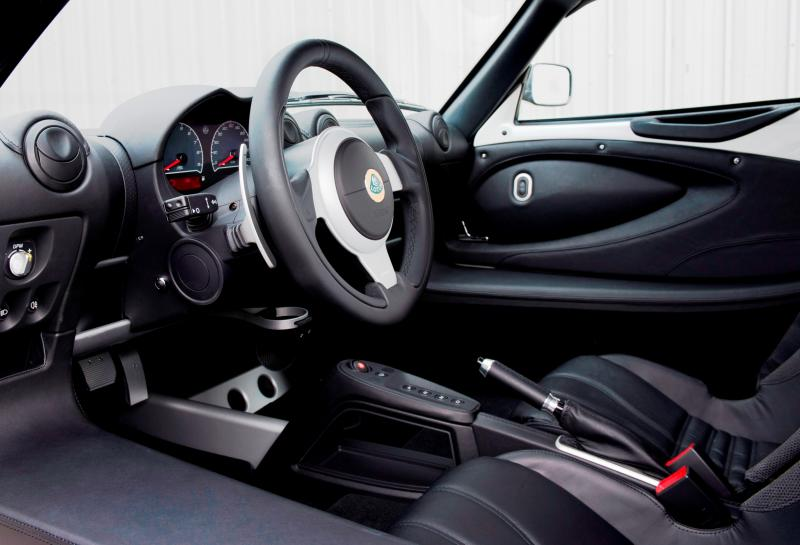 2015 Exige S Automatic 6