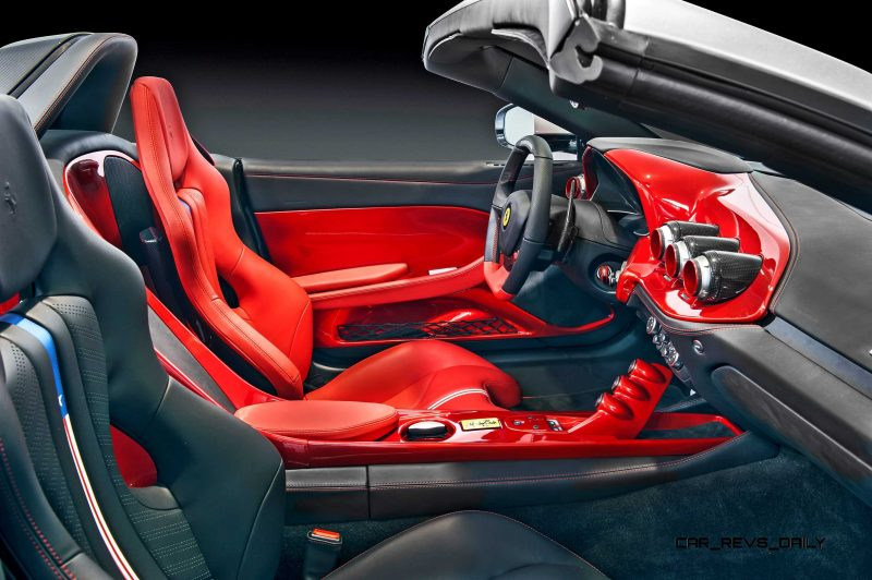 2015 Ferrari F60 America 1