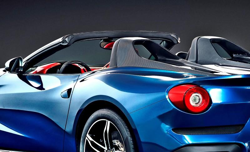 2015 Ferrari F60 America 9