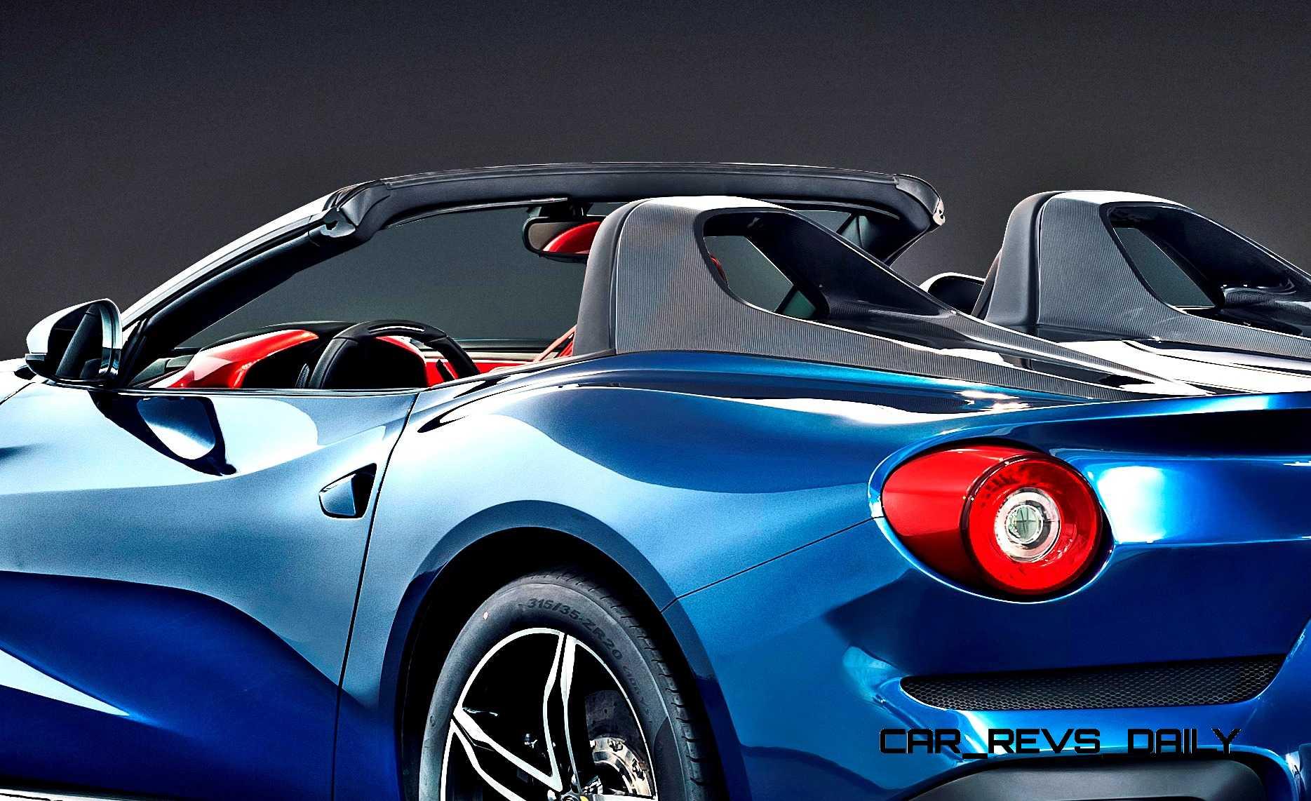 3 1s 2015 Ferrari F60 America Is 10 Copy F12 Spyder