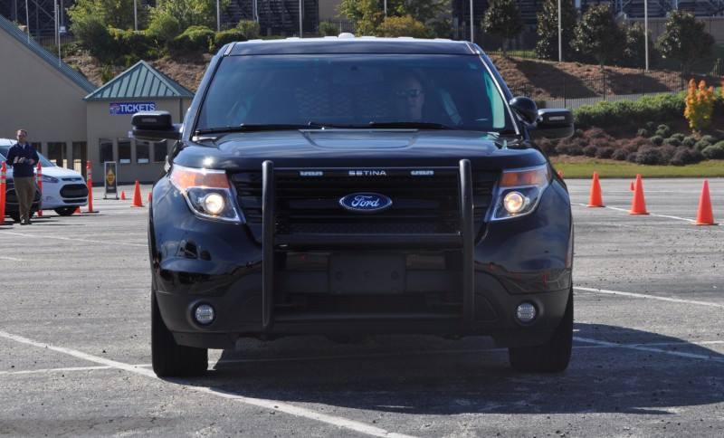 2015 Ford Interceptor Utility 31