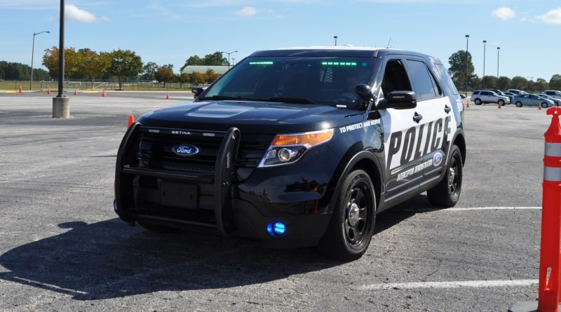 2015 Ford Interceptor Utility 37