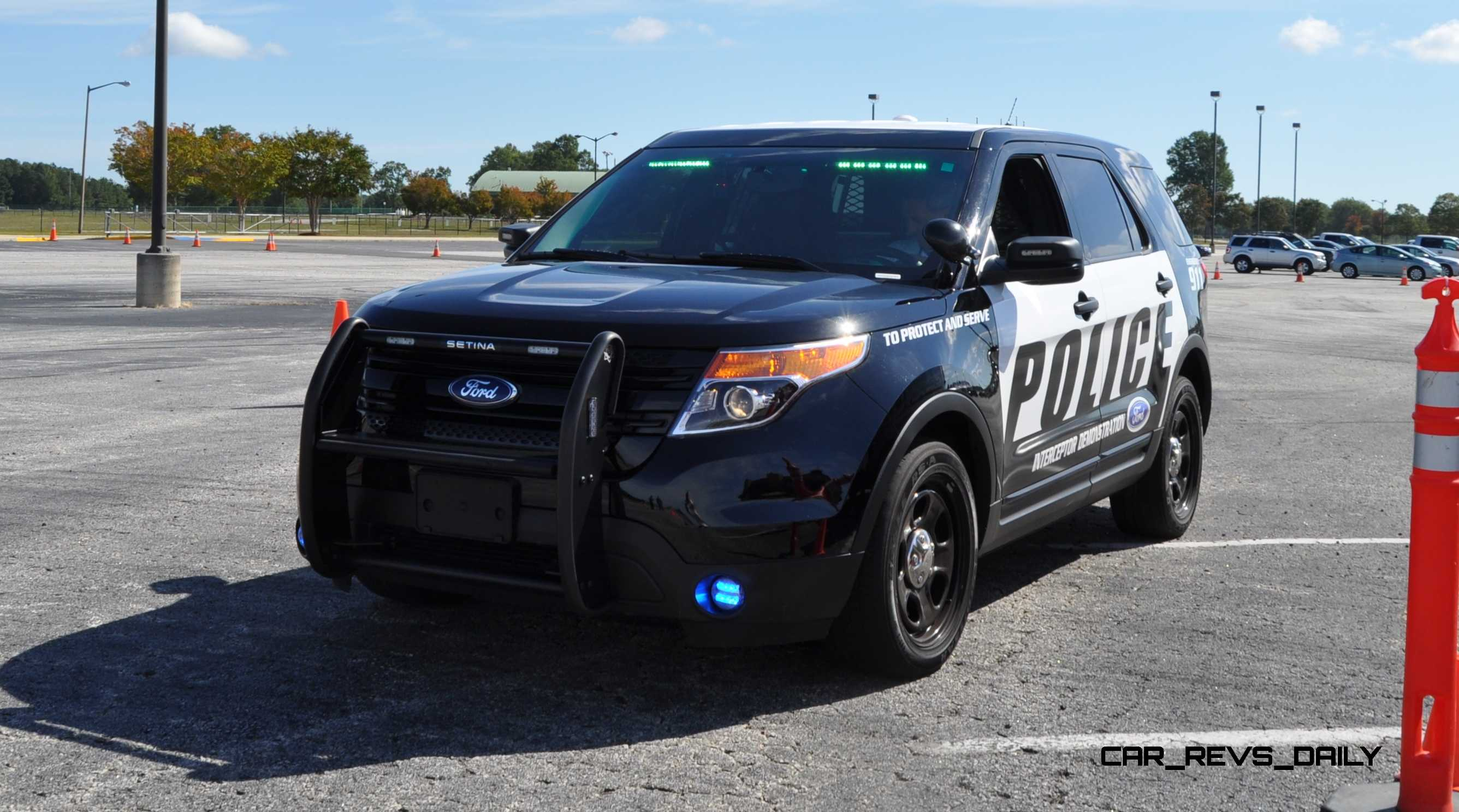 2015 Ford Interceptor Utility Review