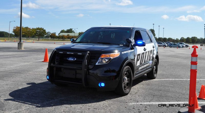 2015 Ford Interceptor Utility 38