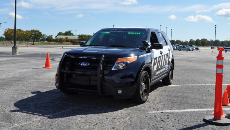 2015 Ford Interceptor Utility 39