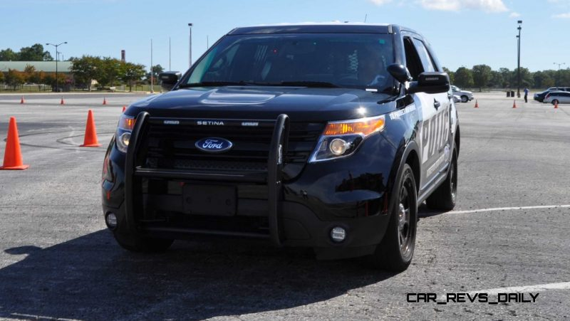 2015 Ford Interceptor Utility 41