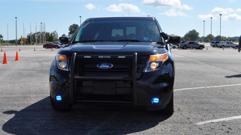 2015 Ford Interceptor Utility 42