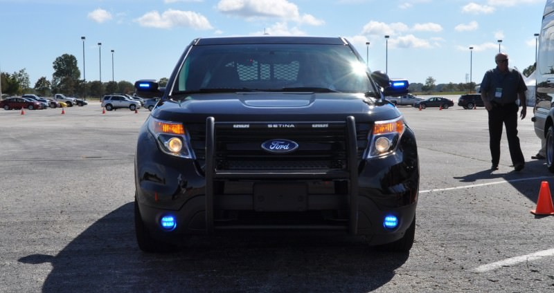 2015 Ford Interceptor Utility 43