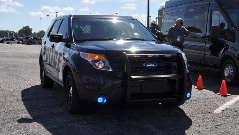 2015 Ford Interceptor Utility 45