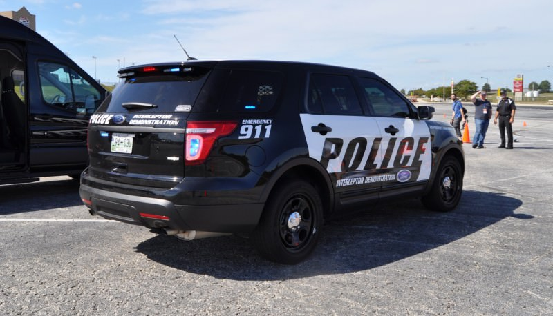 2015 Ford Interceptor Utility 49