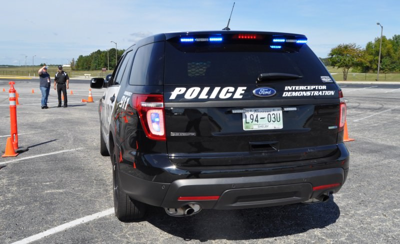 2015 Ford Interceptor Utility 58