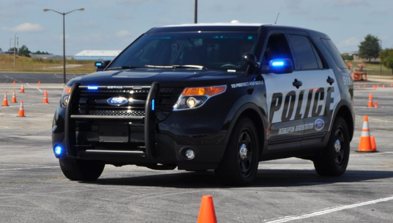 2015 Ford Interceptor Utility 73