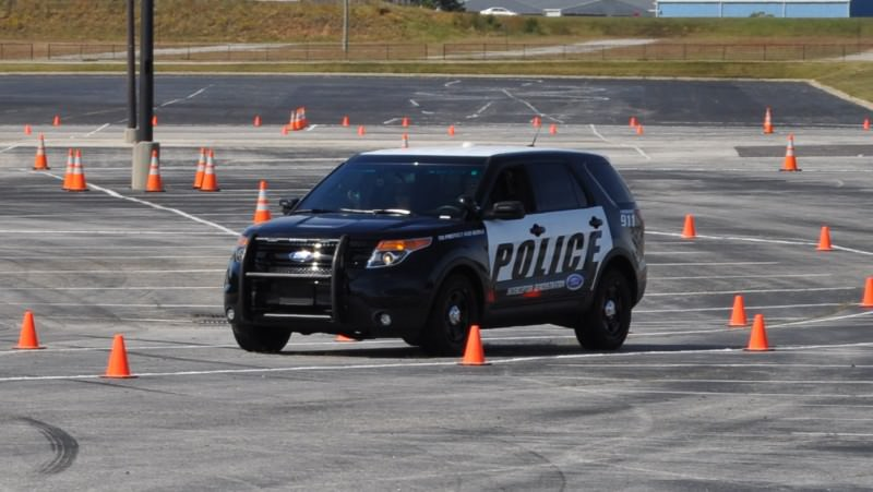 2015 Ford Interceptor Utility 8