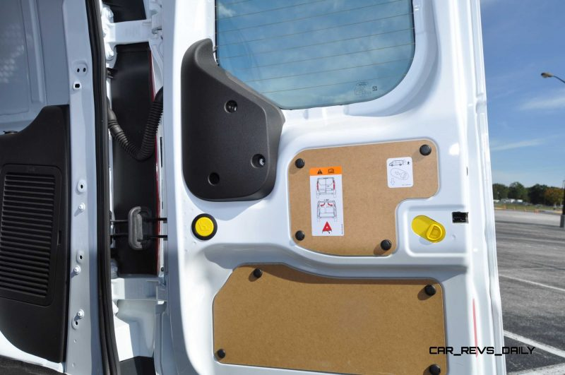 2015 Ford Transit Connect Cargo 11
