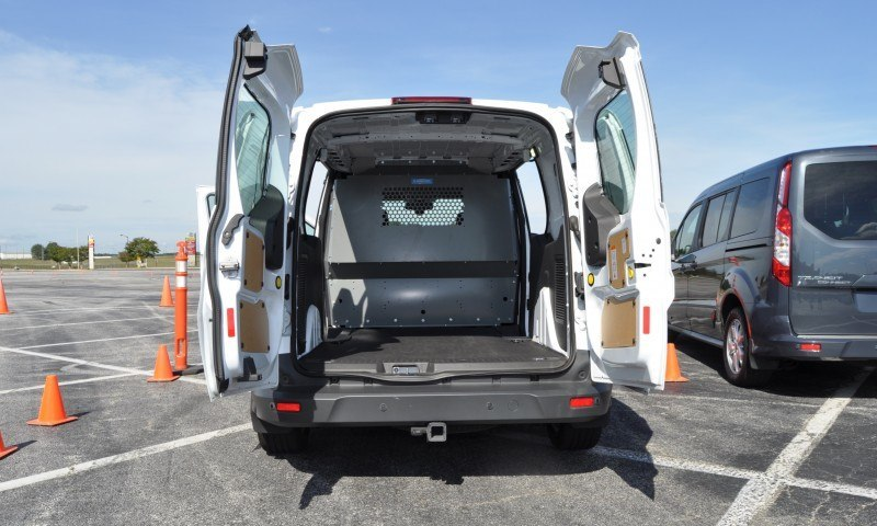 2015 Ford Transit Connect Cargo 12