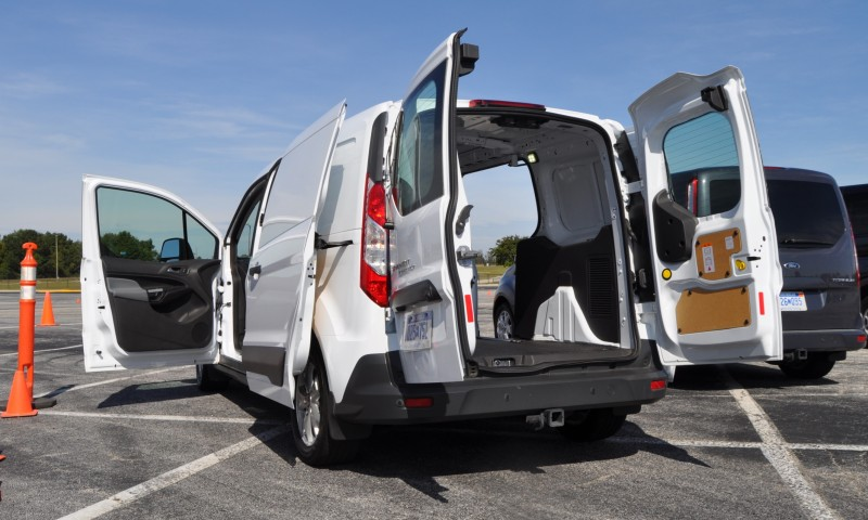 2015 Ford Transit Connect Cargo 13