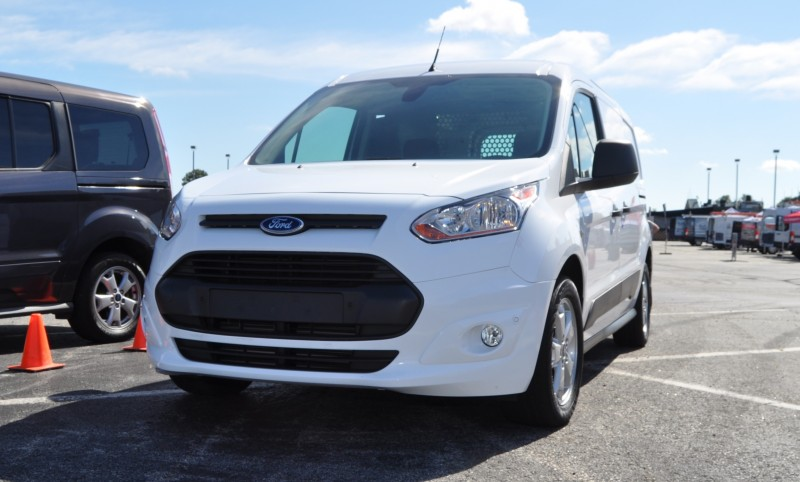 2015 Ford Transit Connect Cargo 15