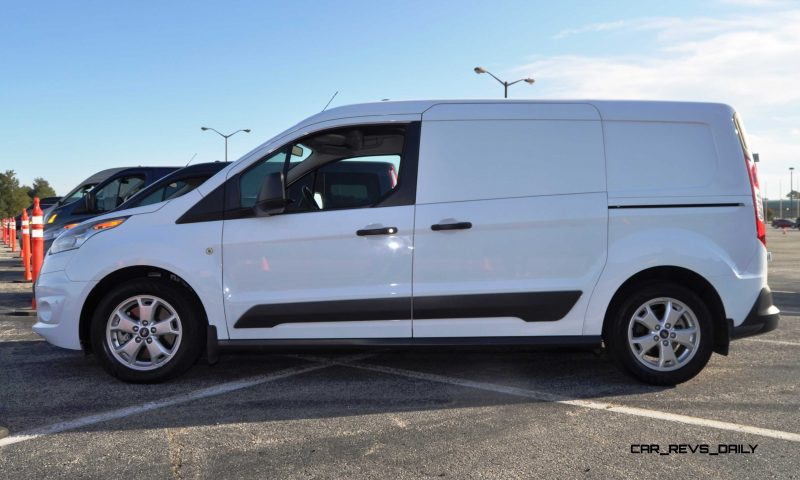 2015 Ford Transit Connect Cargo 4