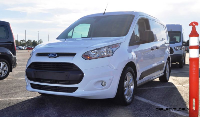 2015 Ford Transit Connect Cargo 5