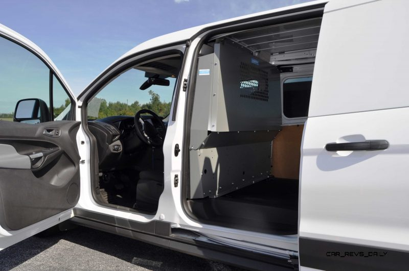 2015 Ford Transit Connect Cargo 6