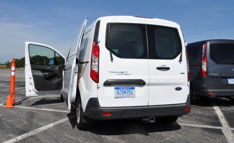 2015 Ford Transit Connect Cargo 7
