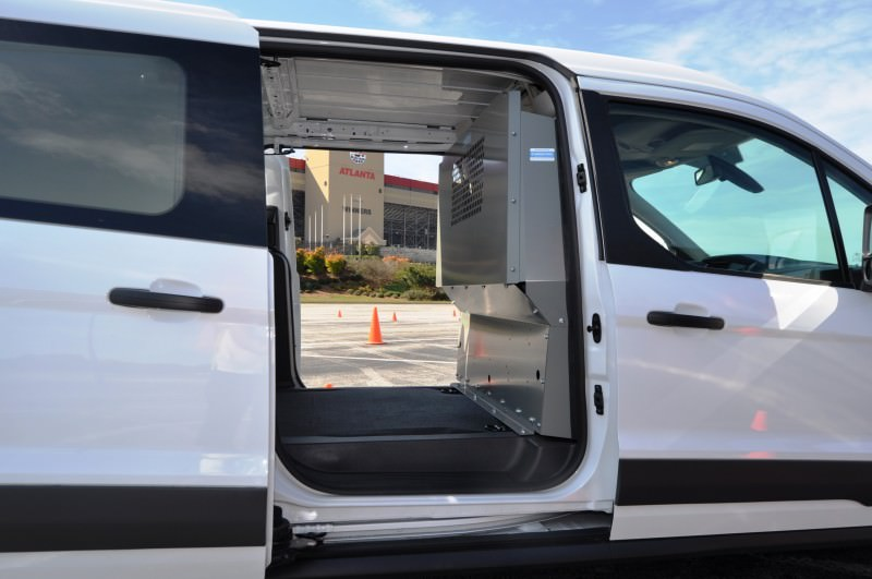 2015 Ford Transit Connect Cargo 8