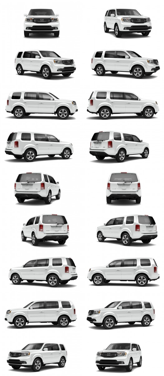 2015 Honda Pilot Colors 130-tile taffeta white