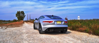 2015 JAGUAR F-Type R Coupe1