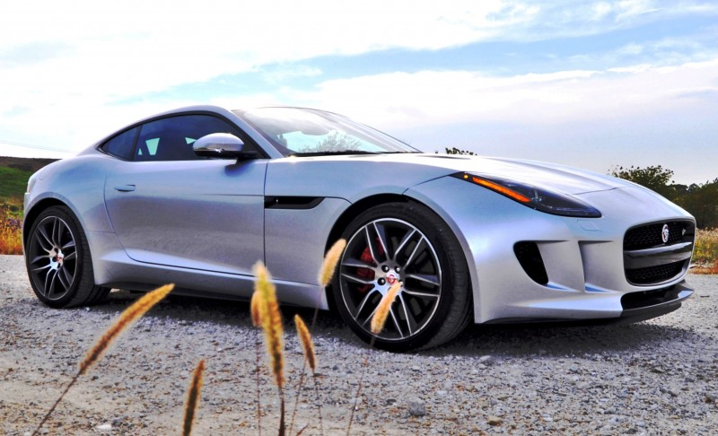2015 JAGUAR F-Type R Coupe10