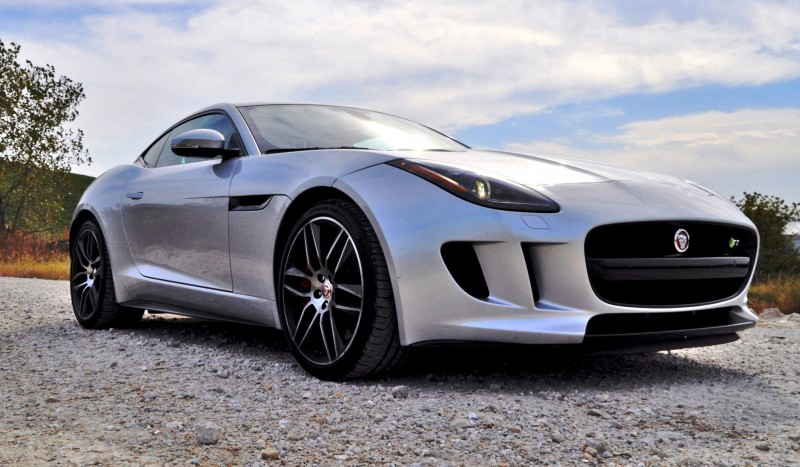 2015 JAGUAR F-Type R Coupe11