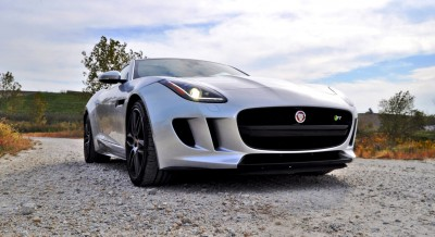 2015 JAGUAR F-Type R Coupe12