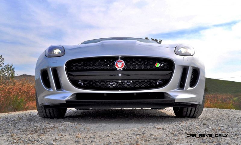 2015 JAGUAR F-Type R Coupe14