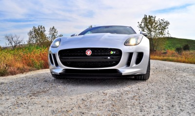 2015 JAGUAR F-Type R Coupe15