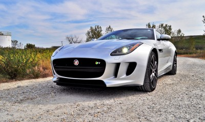 2015 JAGUAR F-Type R Coupe16