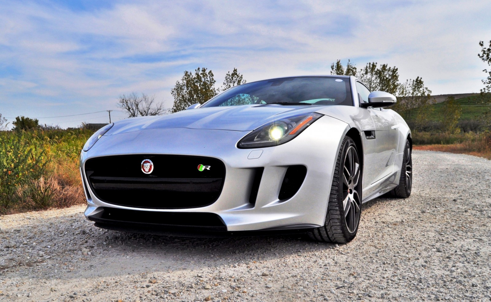 2015 JAGUAR F-Type R Coupe17