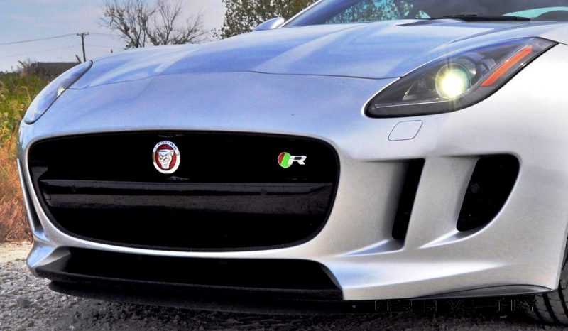2015 JAGUAR F-Type R Coupe18