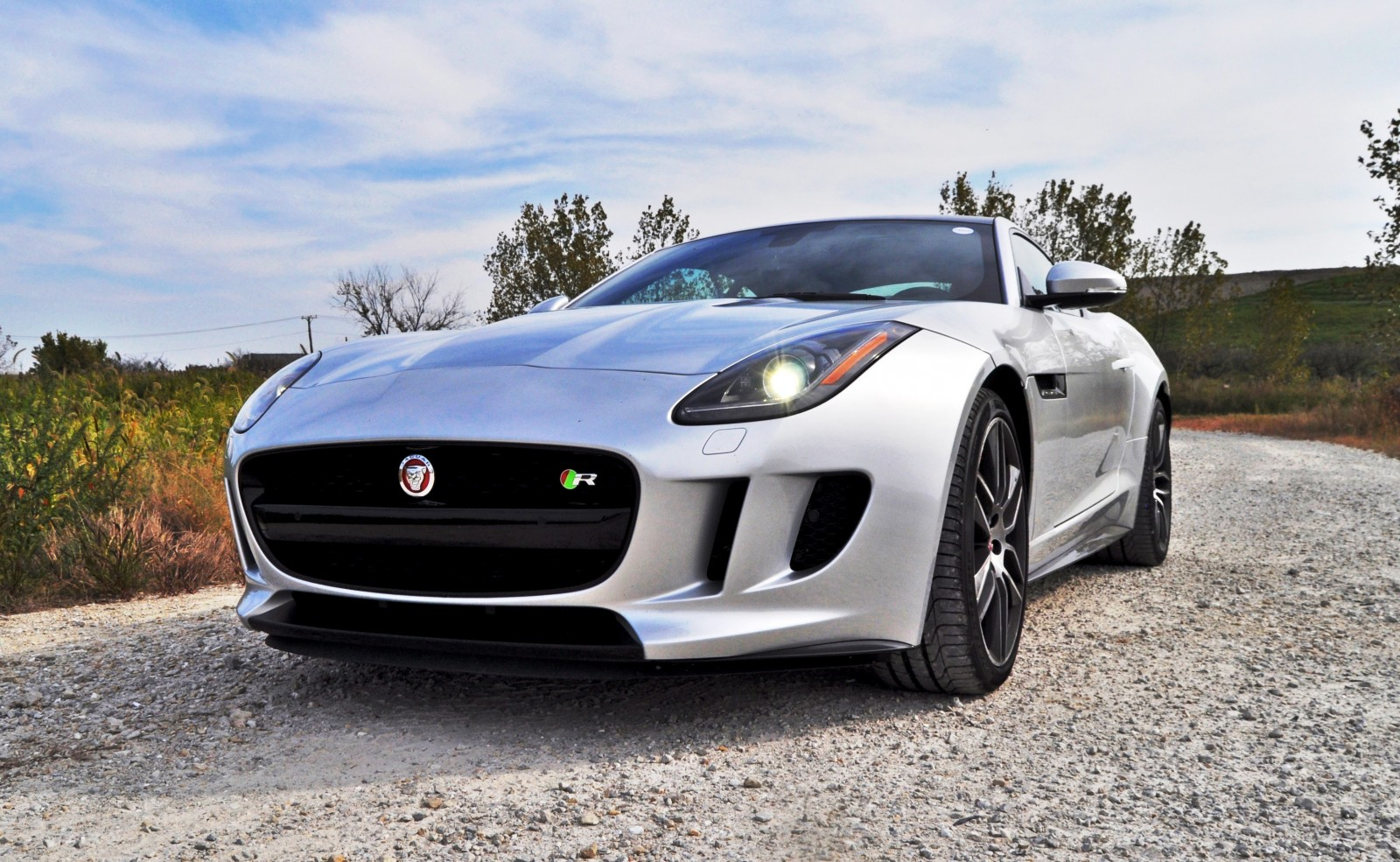 2015 JAGUAR F-Type R Coupe19
